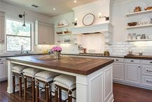 Kitchens Part Deux! / by Charlotte Skinner