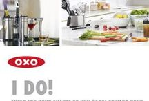Wedding Registry Essentials / Amid the fittings, cake tastings and venue scouting, you still have to find time to plan what to register for. OXO and Amazon.com are here to help! Take a look here for some wedding registry ideas! / by OXO