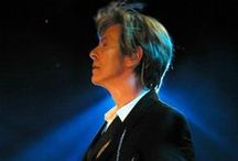 David Bowie / by Theresa Pridemore