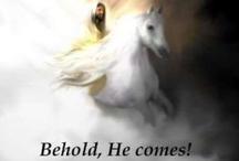 WAKEUP JESUS COMING / by Joyce Pearson