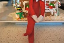 •Elf On the Shelf• / Our Elf on the Shelf Idea's / by Cynthia Graves