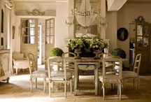 Dining Rooms / by Kathy Conrad