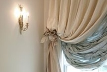 Window Treatments / by Kathy Conrad