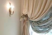 Window Treatments / by Kathy Conrad