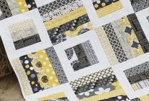 Fabric - quilts / quilts, table runners, mug rugs, etc / by Katie Ellsworth
