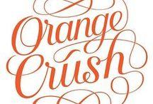Orange Crush / by Jonathan Adler