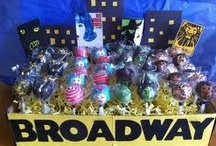 Broadway / Broadway themed pins / by Sarah Joslin