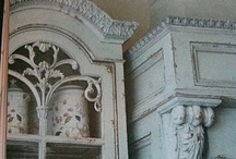 Architectural Details / by Kathy Conrad
