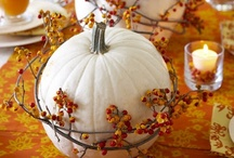 Autumn Decor / by Kathy Conrad