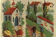 Needlework/Cross Stitch / by Elisabeth Ames