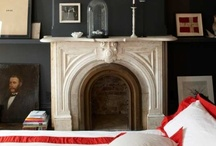 Fireplaces / by Kathy Conrad