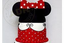 Disney Cakes / by Sarah Joslin