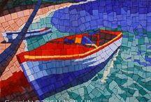 Mosaics / by Elisabeth Ames