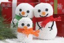 Crochet - Christmas / by Susanne Fountain