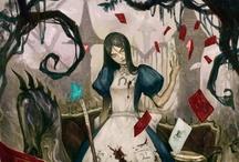 Alice in Wonderland / by Aria Aria