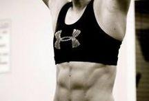 Fitness / by Amanda Palmer