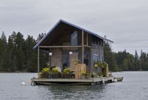 {houseboats} / by Gail Levine