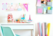 decor :: workspace / by Daughter Earth