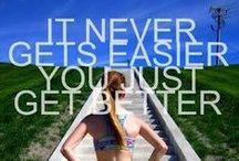 Fitness/Motivation / by Tambi Clardy