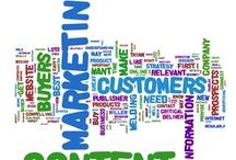 Content Marketing Ideas / by Matt Crawford