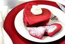 Valentine's Day Inspiration <Recipes & Decor> / Fall in love!  / by Marnely Rodriguez-Murray