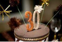 30th Birthday Party / by Tambi Clardy