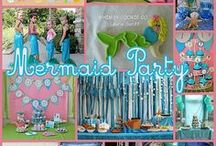 Molly's 4th Birthday- Mermaid and Pirate Theme / by Tambi Clardy