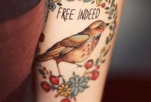 { tattoo } / by Hanna Ka