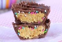 I ♥ Chocolate ♥ caramel ♥ fudge ♥ brownies  / chocolate brownies caramel fudge  / by Doedelie ♥♥ DUTCH ♥♥♥♥♥