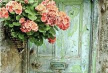 Doors ♥ Deuren / by Doedelie ♥♥ DUTCH ♥♥♥♥♥