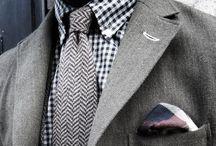 My Kind of Guy... / Men's Clothing  / by Jocellyn Ligocki