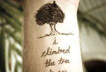 Tattoos / by Fernando Z