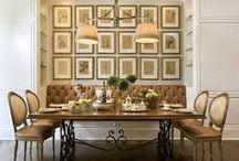 Dining Room Ideas / by Sherri Sharp