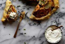 Savoury Snacks / by Leonie M.