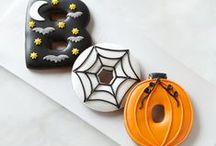 Cookie Decorating / Royal Icing decorated cookies (I started in Oct 2013) / by Sarah Goer