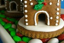 Gingerbread Creations / All things gingerbread / by Marian Julius