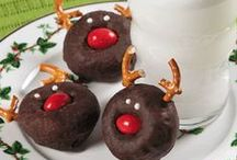 Holiday Foods / If it's a special holiday treat you are looking for, look no further. check out some fun and yummy ways you can celebrate with your friends and family. / by GreyStone Power
