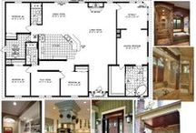 Floor Plans & Home Building Inspirations / Floor Plans I like and Pictures of Rooms that Inspire my Desire for the Perfect Floor Plan / by Sarah Huval