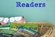 Reading Resources for Older Readers / chapter books, phonics activities, comprehension and reading tips for readers beyond the beginning reader stage / by This Reading Mama