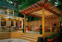 Porches/ Patios/ Ponds/ & Pretties for Outdoors / by Mary Anne Allen
