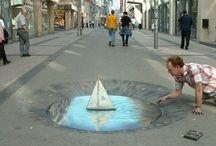 Sidewalk Art / by Dan Tanzer