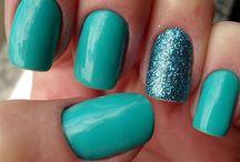 nails & makeup / by kourtney rush