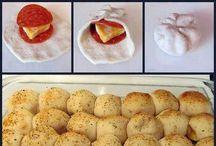 FInger-lickin Foods! / by Dan Tanzer