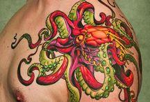 Tattoos / by Dan Tanzer