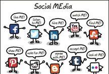 Social Media / by Dan Tanzer