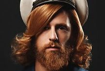 Hairmazing Men / A board of men who have made amazing hairstyling decisions. A board for men with striking hair. / by Aaron