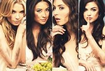 Pretty little liars / by Samantha Peters