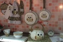 Kitchen Owlware / by Linda King