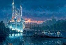 A disney childhood / by Samantha Peters