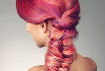 """Fashion: Hair / Tutorials and photos for hair. For clothes and styles, go to my other board, """"Fashion"""". I own nothing. / by blind study"""